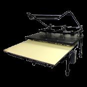 """GeoKnight MaxiPress 44"""" x 64"""" Manual Heat Press"""