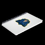 Plastic Sublimation Notebook Journal