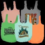 Reusable Multi-Purpose Sublimation Tote/Bag