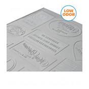 Premium Low Odor Laser Rubber