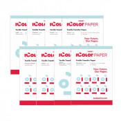iColor Sample Media Kit for Light and Dark Garments
