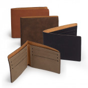 Saddle Collection Wallet