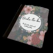 """9-1/2"""" x 12-1/2"""" Fabric Notebook"""