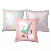 "15.7"" x 15.7"" Soft Shimmer Pillow Covers"