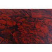 """Sienna Marble .016"""" Brass Sheet"""