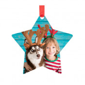 Acrylic Star Ornament