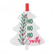 Acrylic Tree Ornament