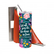 20oz Reusable Quick Release Wrap for Skinny Tumblers