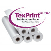 TexPrint®XP Sublimation Roll Paper (2 Rolls in a Box)