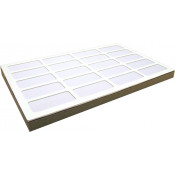 "Unisub 8.5"" x 14"" Jig for (20) UN5502 Name Badges"