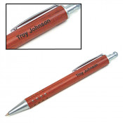 Rosewood Starlight Pen