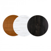 MDF Faux Wood Rounds