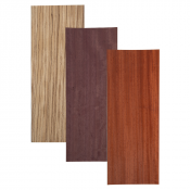 Sauers & Co Exotic Wood Veneer