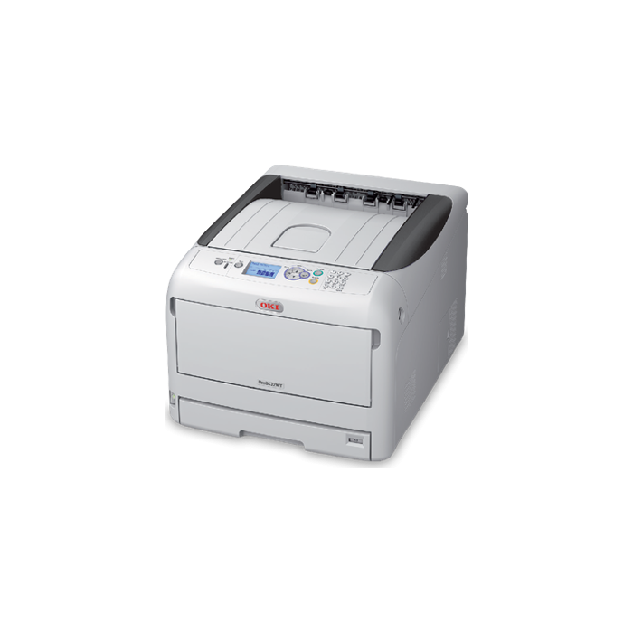 OKI® Pro8432WT Textile Transfer Printer (White Toner)