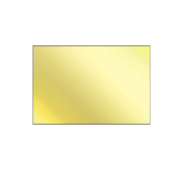 Bright Yellow Leaded Long Grain .040 Brass Sheet