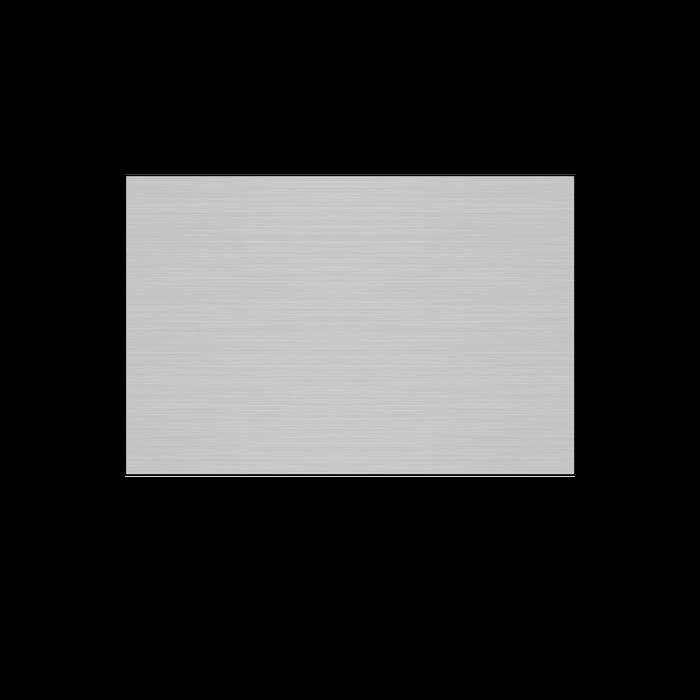 Satin Silver .018 Nickel Silver