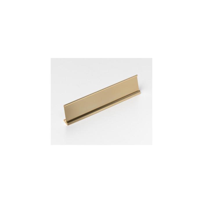 8 X 1 GOLD DESK HOLDER 30 CLEARPATH CLASSIC (5/PKG)