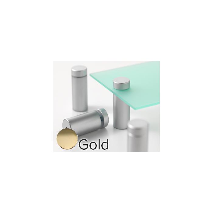 Rowmark Metro Gold Stand-Offs (.98