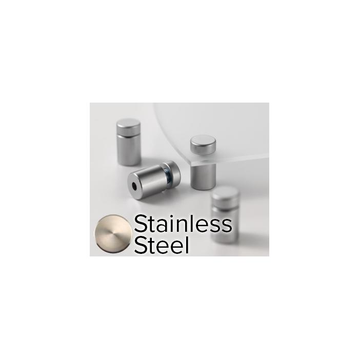 Rowmark Elite Stainless Steel Stand-offs (.59