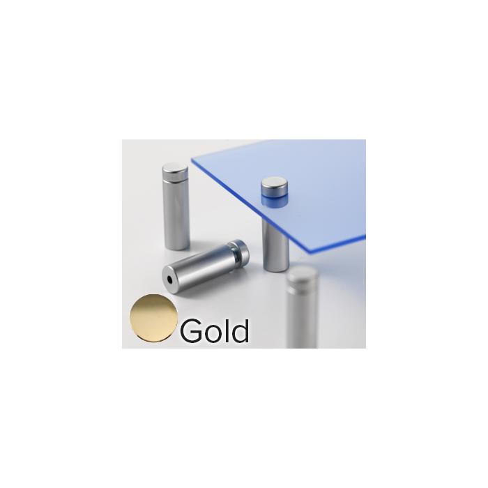 Rowmark Metro Gold Stand-Offs (.59