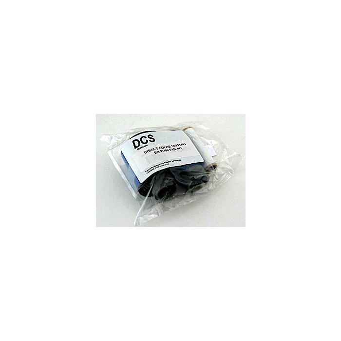 DCS 700 Series YMCKO (Resin Black) Ribbon