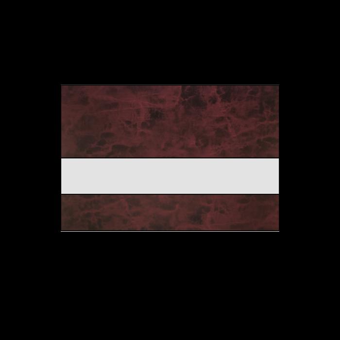 IPI Gemstones Gloss Clear/Tawny Port 1/16