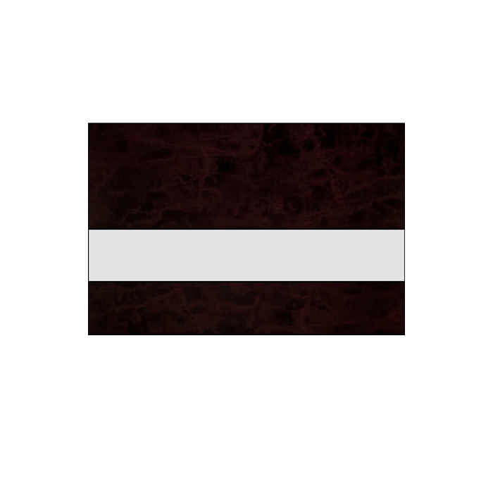 IPI Gemstones Gloss Clear/Sienna Red 1/16