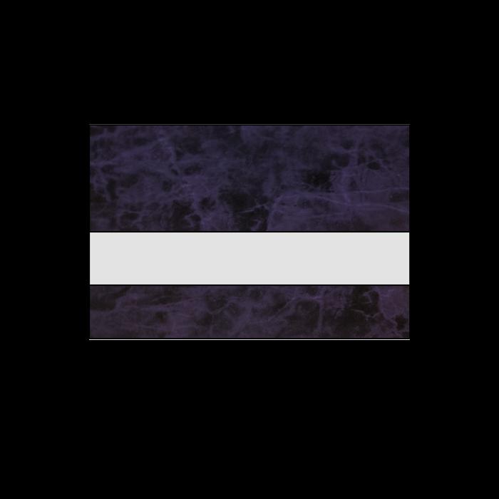 IPI Gemstones Gloss Clear/Purple Haze 1/16