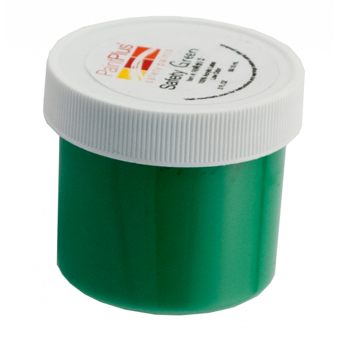 Rowmark PaintPlus Safety Green 2oz Paint Fill
