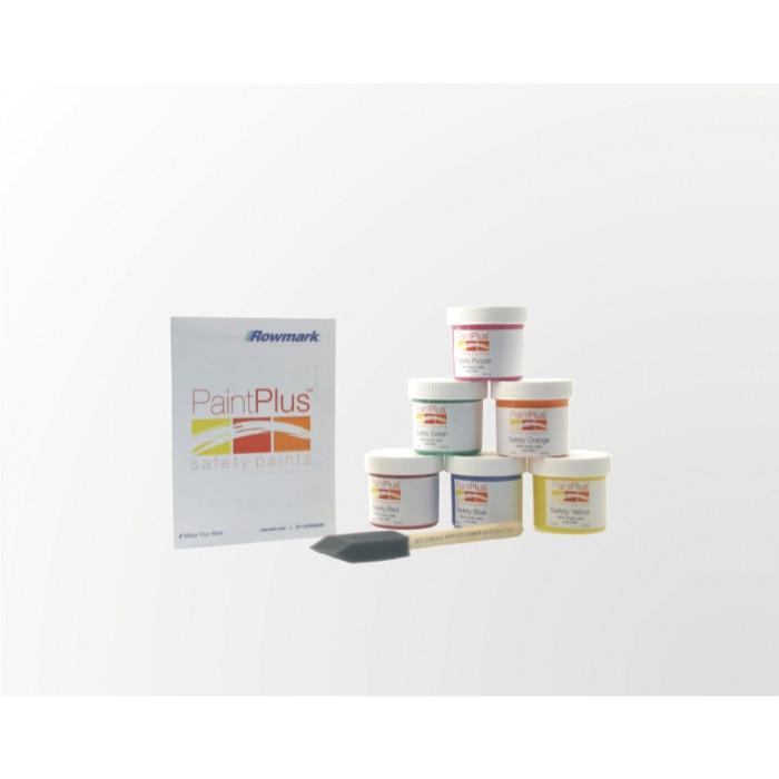 Rowmark PaintPlus Safety Paint 2oz Kit
