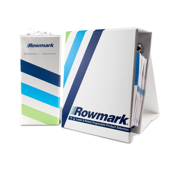 Rowmark Complete Swatch Book