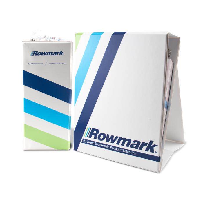 Rowmark Laser Swatch Book