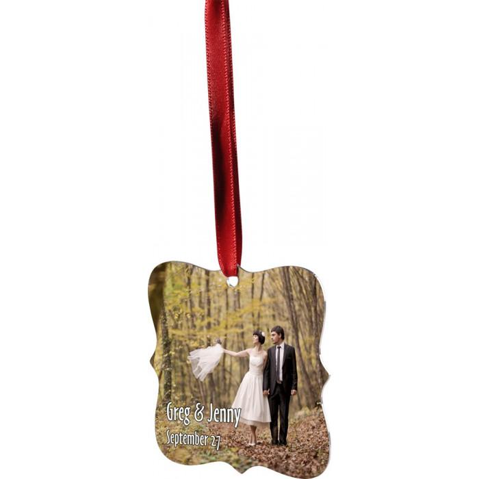 Creative Border Ornament
