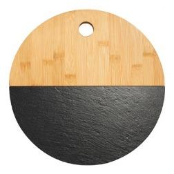 Slate & Bamboo Board